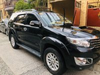 Used Toyota Fortuner 2013 for sale in Rizal