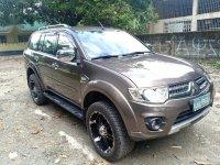 2014 Mitsubishi Montero Sport for sale in Bacolod