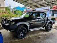 Selling Mitsubishi Strada 2013 Automatic Diesel in Silang