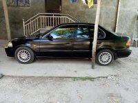 Black Honda Civic 1998 for sale in Santa Rita