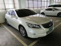 Selling Honda Accord 2011 Automatic Gasoline