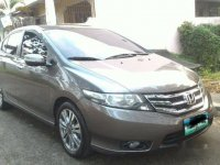 Selling Honda City 2013 Automatic Gasoline