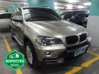 BMW X5 2010 at 57400 km for sale in Manila
