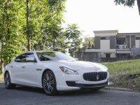 2014 Maserati Quattroporte for sale in Quezon City