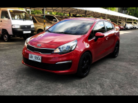 Kia Rio 2015 Sedan Automatic Gasoline for sale