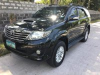 2013 Toyota Fortuner for sale in Leyte