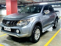 2017 Mitsubishi Strada for sale in Manila