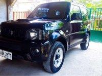 Black Suzuki Jimny 2015 for sale in Cebu City