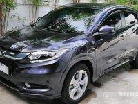 Black Honda Hr-V 2016 for sale in Manila