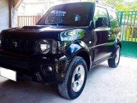 Black Suzuki Jimny 2015 at 55000 km for sale