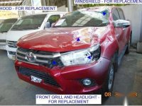 2017 Toyota Hilux for sale in Bacolod