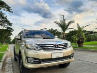 Toyota Fortuner 2015 for sale in Davao City