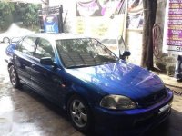 1998 Honda Civic Manual Gasoline for sale