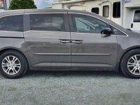 Silver Honda Odyssey 2012 for sale