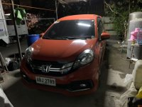 2015 Honda Mobilio for sale in Bulacan