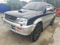 Sell 2001 Mitsubishi Strada in Cebu