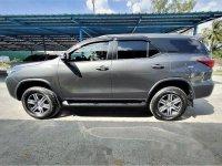 Black Toyota Fortuner 2016 at 13000 km for sale