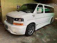 White GMC Savana 2019 Automatic Gasoline for sale