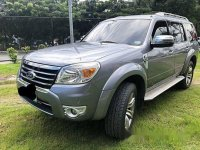 Selling Ford Everest 2010 Automatic Diesel