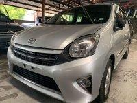 Selling Silver Toyota Wigo 2016