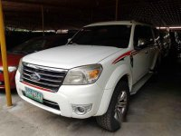 Sell White 2010 Ford Everest in Quezon City