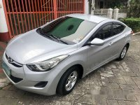 Selling Hyundai Elantra 2013 Manual Gasoline