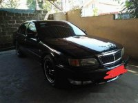 Sell Black 2001 Nissan Cefiro at Automatic Gasoline at 65000 km
