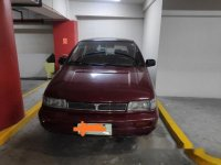 Sell Red 1992 Mitsubishi Space Wagon