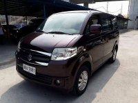 Selling Suzuki Apv 2014 at 53000 km