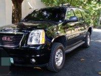 Sell Black 2009 Gmc Yukon XL at 46000 km