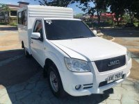 White JMC Vigor 2014 Manual Diesel for sale