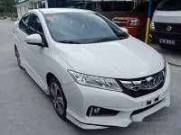 Sell White 2017 Honda City Automatic Gasoline at 24000 km