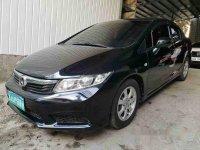 Black Honda Civic 2013 at 60 km for sale