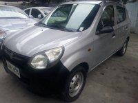 Selling White Suzuki Alto 2014 Manual Gasoline at 80000 km