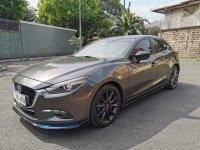 Selling Mazda 3 2017 Hatchback in Quezon City