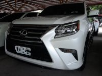 2018 Lexus Gx 460 for sale in Manila