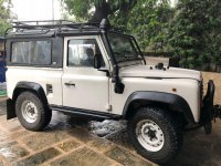 1997 Land Rover Defender for sale in Quezon City