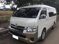 2016 Toyota Hiace for sale in Mandaue