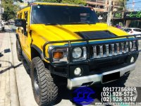 Hummer H2 2004 for sale in Manila
