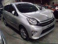 Sell Silver 2016 Toyota Wigo in Quezon City