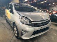 Selling Silver Toyota Wigo 2016 in Quezon City