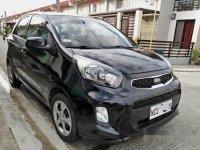 Sell Black 2016 Kia Picanto Manual Gasoline at 31000 km
