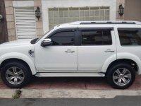 White Ford Everest 2010 for sale in Marikina