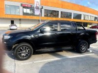 Black Ford Ranger 2017 Automatic Diesel for sale