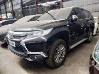 Black Mitsubishi Montero sport 2018 at 26000 km for sale