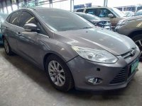 Sell Grey 2013 Ford Focus in Quezon City
