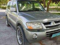 Silver Mitsubishi Pajero 2005 Automatic Diesel for sale