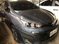 Selling Gray Toyota Vios 2019 in General Salipada K. Pendatun