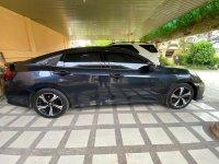 Selling Blue Honda Civic 2016 in Santa Rita