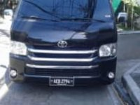 2016 Toyota Hiace for sale in Quezon City